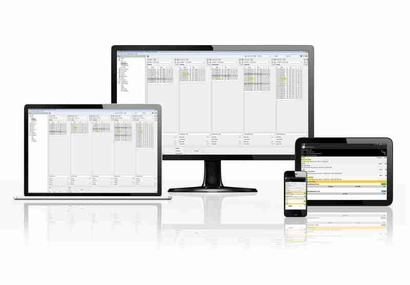 uniti running on PCs and Android Phone & Tablet
